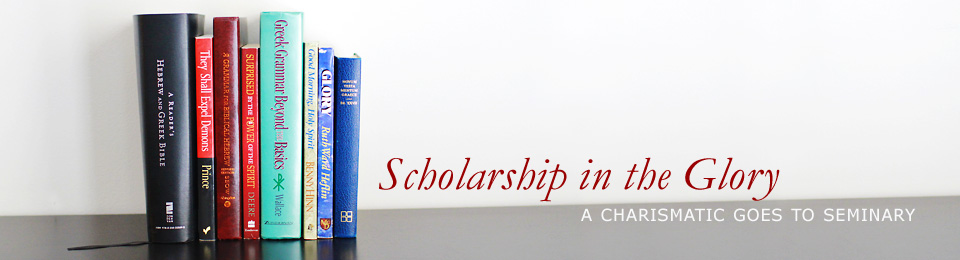 Scholarship in the Glory